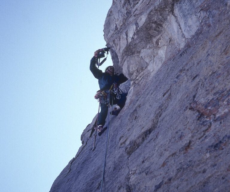 Rockies Climber Andy Genereux on an Evolution of Style
