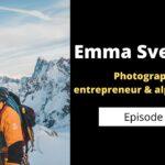 Emma Svensson Fashion Photographer Goes Rouge