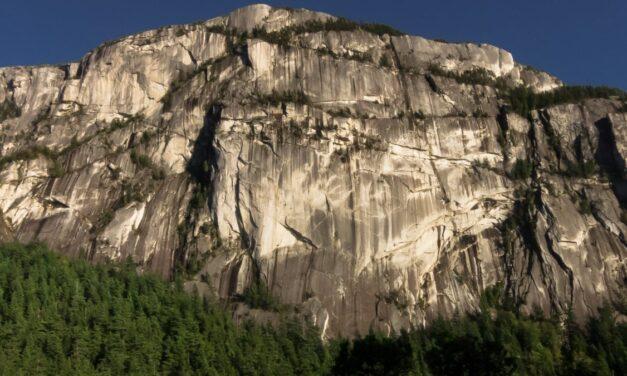 Squamish Big Wall Bald Egos A4 Gets Third Ascent