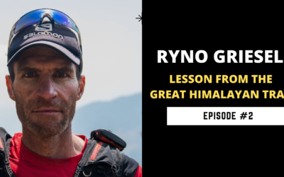Ryno Griesel Lesson From The Great Himalayan Trail