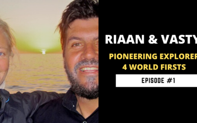 Riaan & Vasty Manser There Is An Ocean Between Saying And Doing